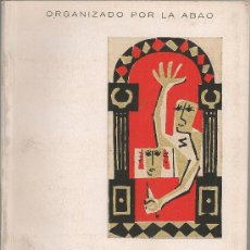 Libretos de ópera: VIII FESTIVAL DE OPERA A.B.A.O. 3 AL 15 SETIEMBRE 1959. WERTHER / MASSENET. 21X15CM. 79 P.. Lote 21149351
