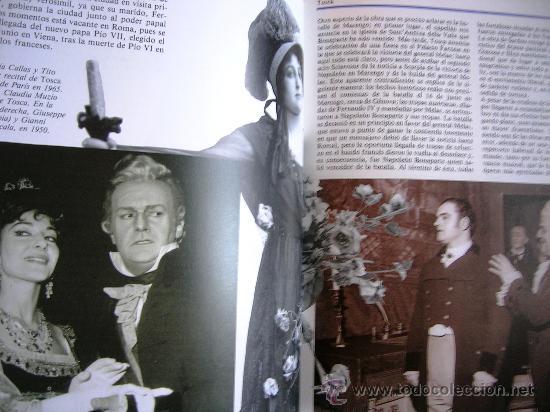 Libretos de ópera: TOSCA - PUCCINI. OPERA FAMOSAS. HISTORIA, CONTENIDO MUSICAL, SINOPSIS Y LIBRETO. - Foto 4 - 29141645