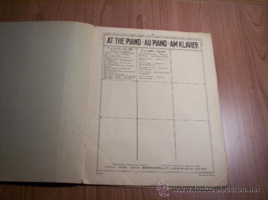 Libretos de ópera: F.J. LIFTL OP. 126 (PLACERES DE JUVENTUD) EN FRANCES-INGLES-ALEMAN - Foto 2 - 29613831