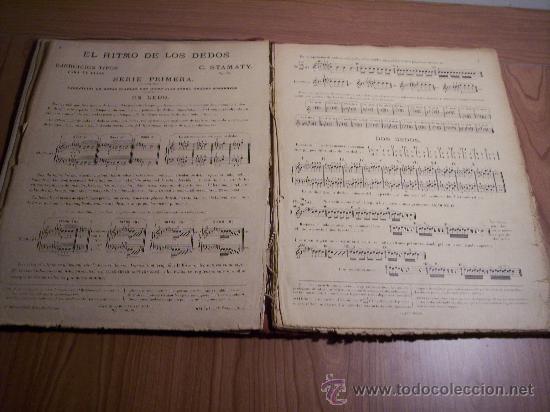 Libretos de ópera: EL RITMO DE LOS DEDOS (EJERCICICOS TIPOS) POR: CAMILO STAMATY - Foto 4 - 29614234
