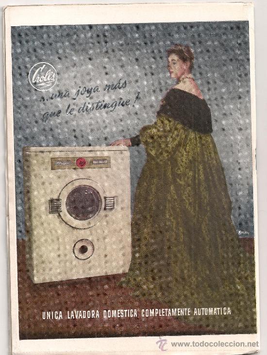 Libretos de ópera: Programa Gran Teatro del Liceo. Temporada 1952-53. Madama / G.Puccini. 19x13cm. 36 p. - Foto 4 - 29828801