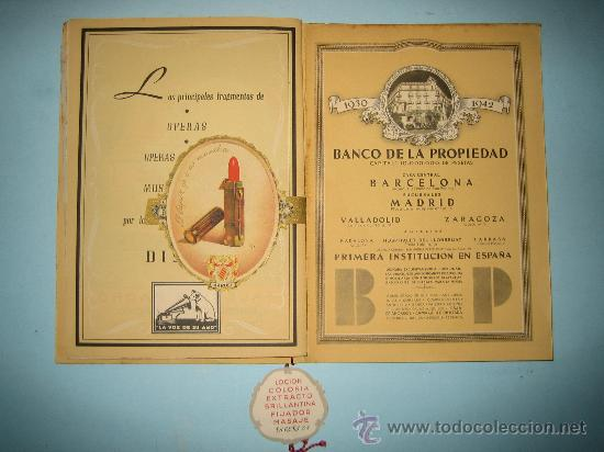 Libretos de ópera: LIBRETO GRAN TEATRO DEL LICEO, TEMPORADA DE INVIERNO 1947-1948, CARMEN - Foto 3 - 31404703
