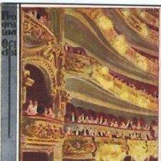 Libretos de ópera: OPERA.G T LICEO.TEMP 1928/29.EL BUQUE FANTASMA 5. Lote 32914579