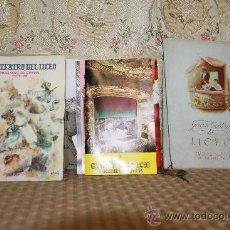 Libretos de ópera: 2786- PROGRAMAS DEL GRAN TEATRO DEL LICEO. LOTE DE 34 EJEMPLARES. VER DESCRIPCION. . Lote 36379052