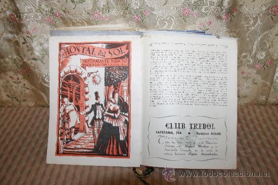 Libretos de ópera: 2786- PROGRAMAS DEL GRAN TEATRO DEL LICEO. LOTE DE 34 EJEMPLARES. VER DESCRIPCION. - Foto 3 - 36379052