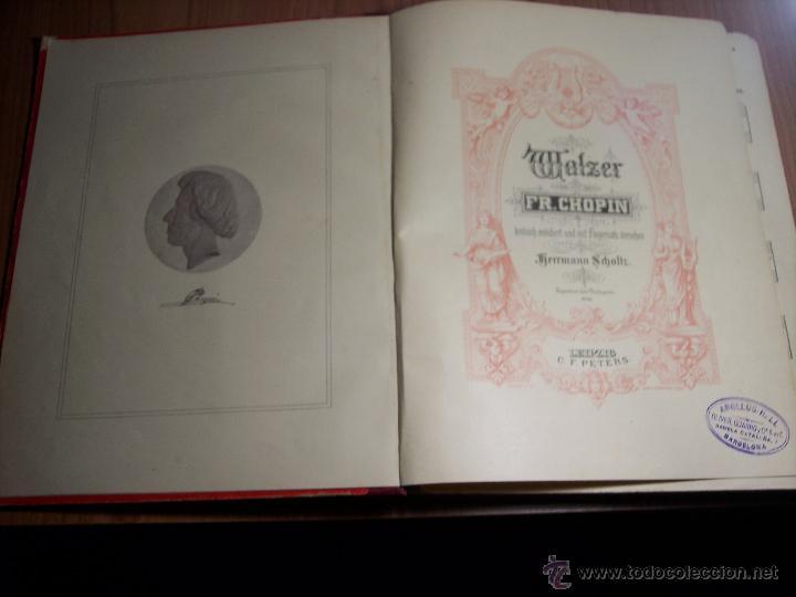 Libretos de ópera: FR. CHOPIN (VALSES Y MAZURKAS) - Foto 3 - 42177055
