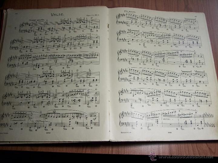 Libretos de ópera: FR. CHOPIN (VALSES Y MAZURKAS) - Foto 6 - 42177055