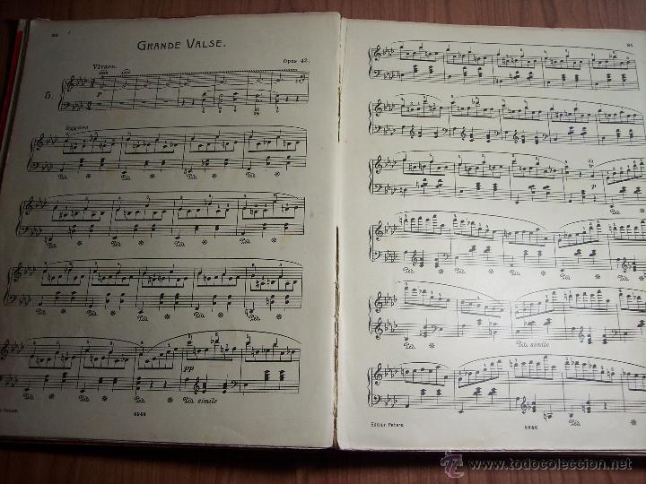 Libretos de ópera: FR. CHOPIN (VALSES Y MAZURKAS) - Foto 12 - 42177055
