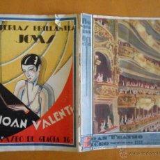 Libretos de ópera: PROGRAMA OFICIAL GRAN TEATRO DEL LICEO 1928 1929. AIDA. Lote 44069809