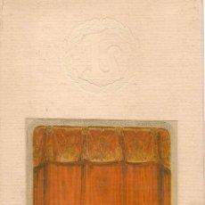 Libretos de ópera: ADRIANA LECOUVREUR / LIBRETO DEL GRAN TEATRE DEL LICEU DE BARCELONA. TEMPORADA 89-90. Lote 46592329