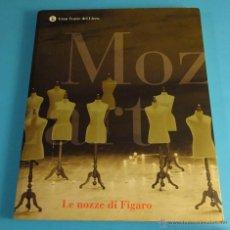 Libretos de ópera: LE NOZZE DI FIGARO. GRAN TEATRE DEL LICEU. TEMPORADA 1999 - 2000. Lote 52471348
