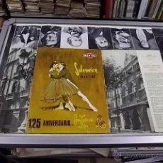 Libretos de ópera: 2254.- GRAN TEATRO DEL LICEO-LOS 125 AÑOS DEL GRAN TEATRO DEL LICEO. Lote 54551197
