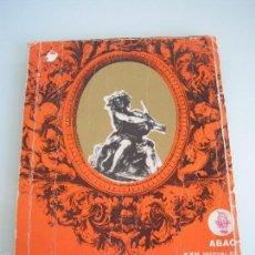 Libretos de ópera: LUCÍA DI LAMMERMOOR - GAETANO DONIZETTI - XXV FESTIVAL DE ÓPERA - A. B. A. O. BILBAO 1976. Lote 56189148