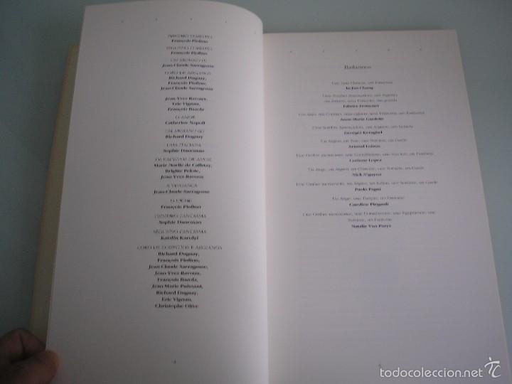 Libretos de ópera: Ópera Médée - Lisboa 94 - Fundaçao das Descobertas - Centro Cultural de Belém - Foto 4 - 56305247