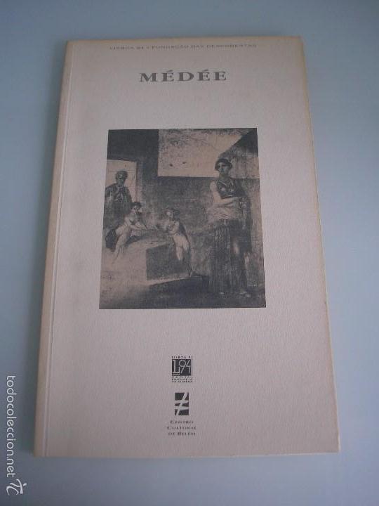 ÓPERA MÉDÉE - LISBOA 94 - FUNDAÇAO DAS DESCOBERTAS - CENTRO CULTURAL DE BELÉM (Música - Libretos de Opera)