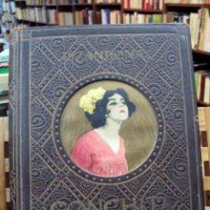 Libretos de ópera: CONCHITA. RICCARDO ZANDONAI (1912). Lote 57309850