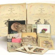 Libretos de ópera: 7728 - LOTE DE 41 PROGRAMAS MÁS 2 CARTELES DEL TEATRO DEL LICEO(VER DESCRIP). 1948/1956.. Lote 57768042