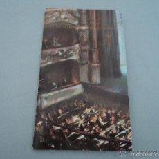 Libretos de ópera: PROGRAMA GRAN TEATRO DEL LICEO DE BARCELONA SIMON BOCANEGRA 1970. Lote 59600719