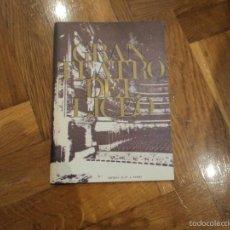 Libretos de ópera: PROGRAMA GRAN TEATRO DEL LICEO DE BARCELONA DON CARLO PEDRO LAVIRGEN MANUEL AUSENSI 1968. Lote 60075279