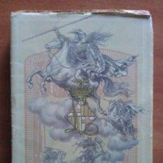 Libretos de ópera: LICEO BARCELONA - DICIEMBRE 1949 - AIDA. Lote 61769316