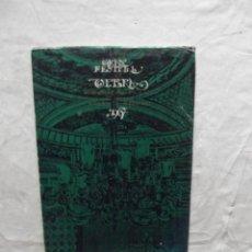 Libretos de ópera: XVI FESTIVAL DE OPERA 1967. Lote 63251224