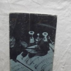 Libretos de ópera: XV FESTIVAL DE OPERA 1966. Lote 63253436