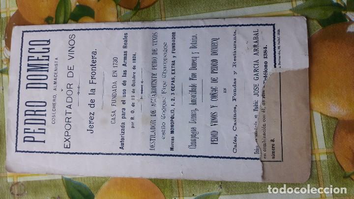 Libretos de ópera: antiguo libreto opera conciertos music teatro real entre años 20 y 30 del siglo xx mucha publicidad - Foto 5 - 64656491