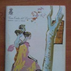 Libretos de ópera: 1967 - 1968 TEMPORADA LICEO BARCELONA. Lote 68839437