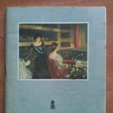 Libretos de ópera: 1960 - 61 TEMPORADA PROGRAMA TEATRO LICEO. Lote 68840445