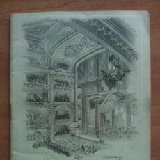Libretos de ópera: 1948 - 49 TEMPORADA INVIERNO - TEATRO LICEO BARCELONA. Lote 68887997