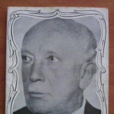 Libretos de ópera: 1949CONMEMORACIÓN DEL CENTENARIO DEL NACIMIENTO DE STRAUSS - TEATRO LICEO BARCELONA. Lote 68889269