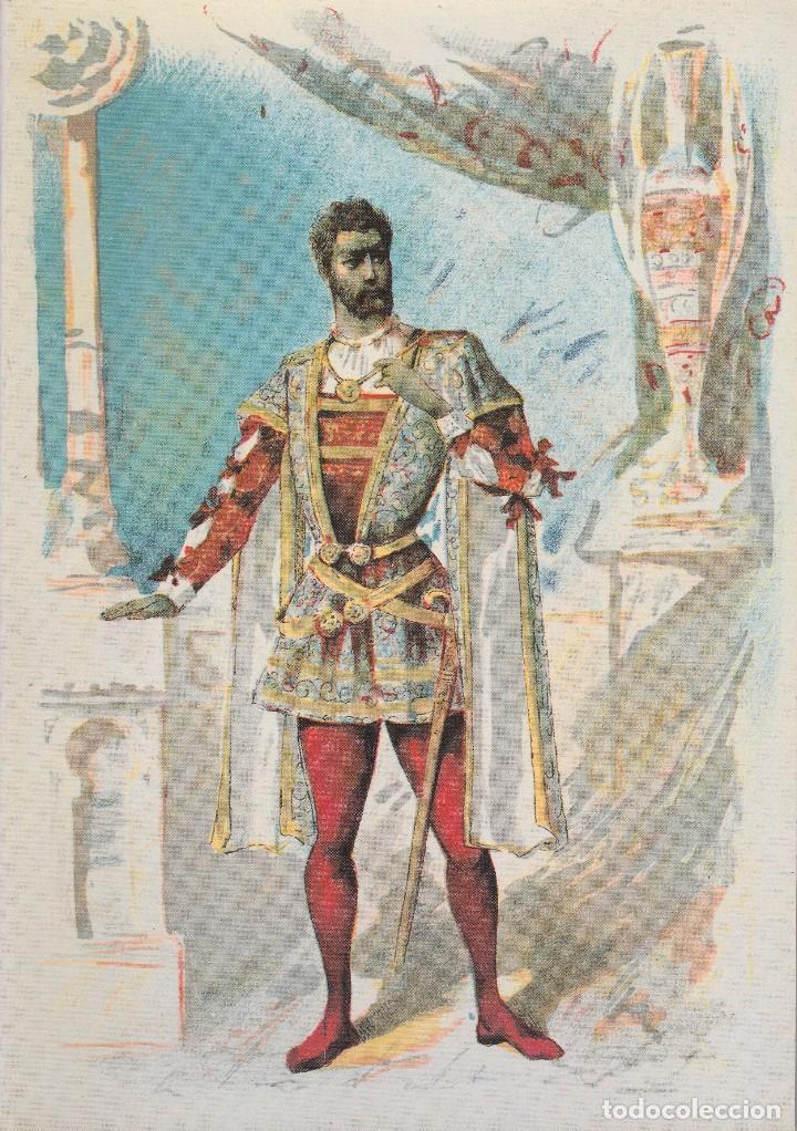 Libretos de ópera: Lote de 10 libretos de ópera del Teatro de la Zarzuela. - Foto 4 - 71802691