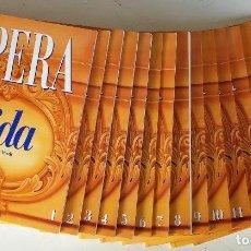 Libretos de ópera: COLECCIÓN COMPLETA 30 LIBRETOS ÓPERA (ORBIS-FABBRI). Lote 85739199
