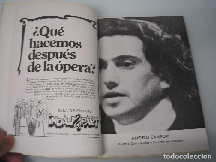 Libretos de ópera: I CAPULETI E I MONTECCHI - G. Verdi - XXIX Festival de Ópera 1980 - ABAO - Foto 6 - 83769520