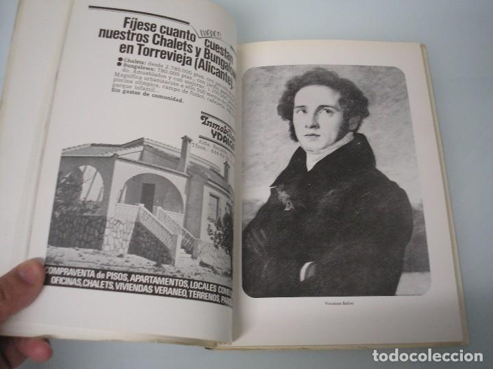 Libretos de ópera: I CAPULETI E I MONTECCHI - G. Verdi - XXIX Festival de Ópera 1980 - ABAO - Foto 7 - 83769520