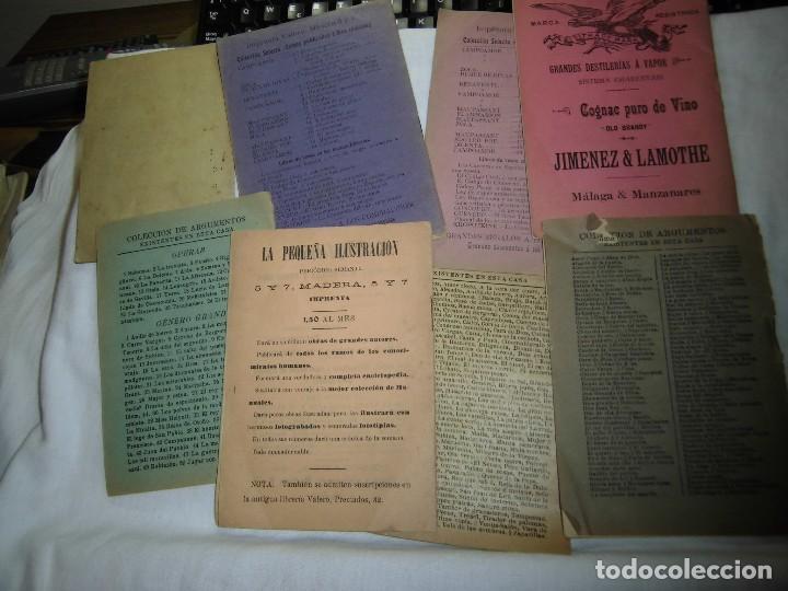 Libretos de ópera: 8 ARGUMENTOS DE OPERA 1900 LEER LOS TITULOS Y DESCRIPCION - Foto 7 - 97447515