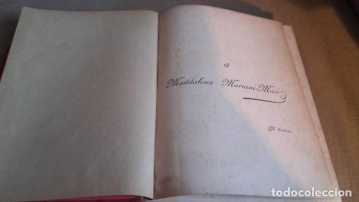 Libretos de ópera: ANTIGUO LIBRO DE LA OPERA DE PONCHIELLI , LA GIOCONDA SELLO ESTABLECIMIENTO MUSICAL RAFAEL GUARDIA - Foto 3 - 102485203