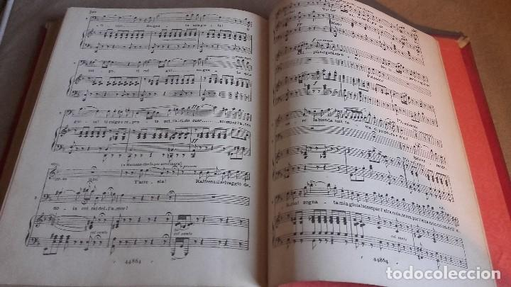 Libretos de ópera: ANTIGUO LIBRO DE LA OPERA DE PONCHIELLI , LA GIOCONDA SELLO ESTABLECIMIENTO MUSICAL RAFAEL GUARDIA - Foto 5 - 102485203