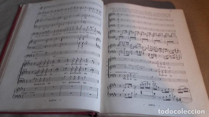 Libretos de ópera: ANTIGUO LIBRO DE LA OPERA DE PONCHIELLI , LA GIOCONDA SELLO ESTABLECIMIENTO MUSICAL RAFAEL GUARDIA - Foto 6 - 102485203