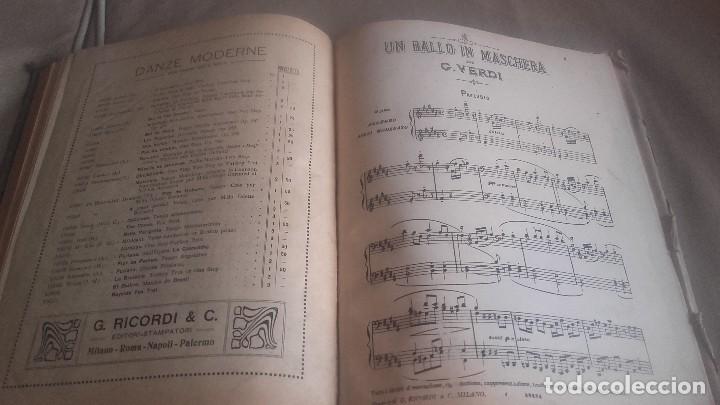 Libretos de ópera: ANTIGUO LIBRO DE 3 OPERAS DE VERDI . AIDA- LA TRAVIATA - UN BALLO IN MASCHERA - Foto 3 - 104366139
