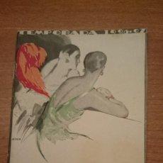 Opern-Librettos - PROGRAMA OFICIAL GRAN TEATRO DEL LICEO TEMPORADA 1926 - 27 - 107834359
