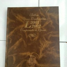 Libretos de ópera: ABAO-OLBE - 50 TEMPORADA DE ÓPERA (2001/02). Lote 112831568