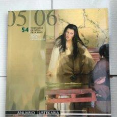Libretos de ópera: ABAO-OLBE - 54 TEMPORADA (2005/06). Lote 112832099