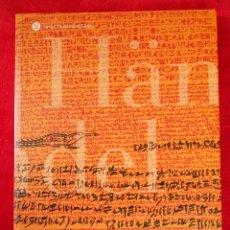 Libretos de ópera: CONCERT DE JAUME ARAGALL, GRAN TEATRE DEL LICEU TEMPORADA 1996-1997. Lote 114979295