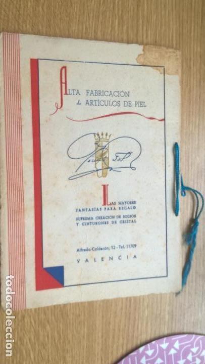 Libretos de ópera: Valencia 1946. Teatro Principal. Programa de Opera Italiana. Abundante publicidad. Fotos - Foto 2 - 122453883