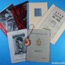 Libretos de ópera: LOTE 6 LIBRETOS GRAN TEATRO DEL LICEO 1942 A 1951 + MARCA PAGINAS VARON DANDI, VER DESCRIPCION. Lote 131066188