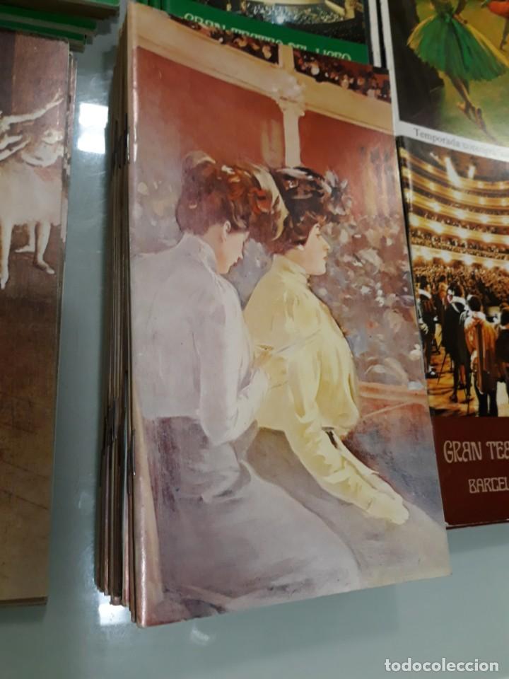 Libretos de ópera: LOTE DE 58 PROGRAMAS - TEATRO DEL LICEO - TEMPORADAS Y OBRAS 1977/1985 - Foto 7 - 138795462