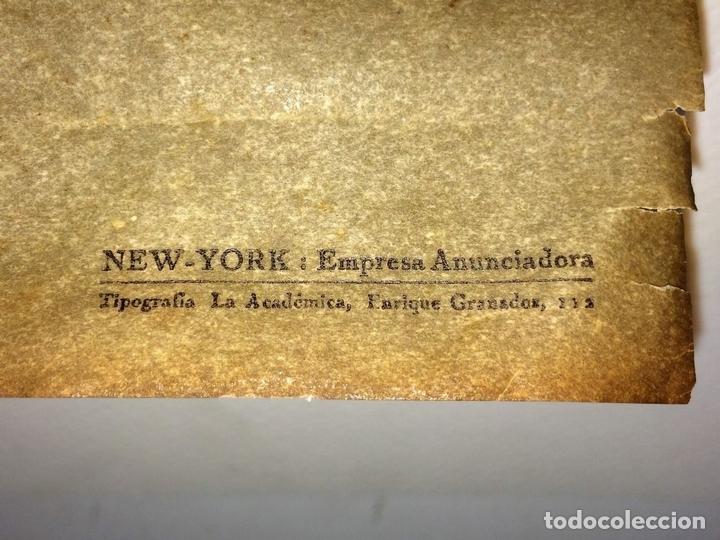 Libretos de ópera: PAU CASALS. PROGRAMA GRAN TEATRO DEL LICEO. 2o Y ÚLTIMO CONCIERTO. ESPAÑA. 19 MAYO 1924 - Foto 3 - 139187690