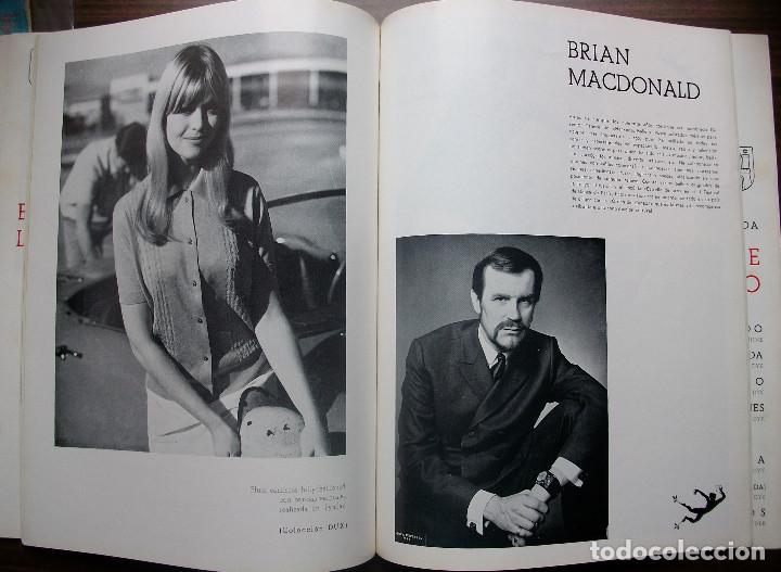 Libretos de ópera: CATALOGO GRAN TEATRO DEL LICEO: FESTIVAL DE BALLET 1968 - Foto 4 - 147756242