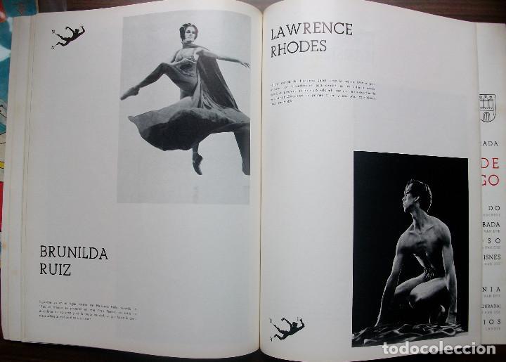 Libretos de ópera: CATALOGO GRAN TEATRO DEL LICEO: FESTIVAL DE BALLET 1968 - Foto 6 - 147756242